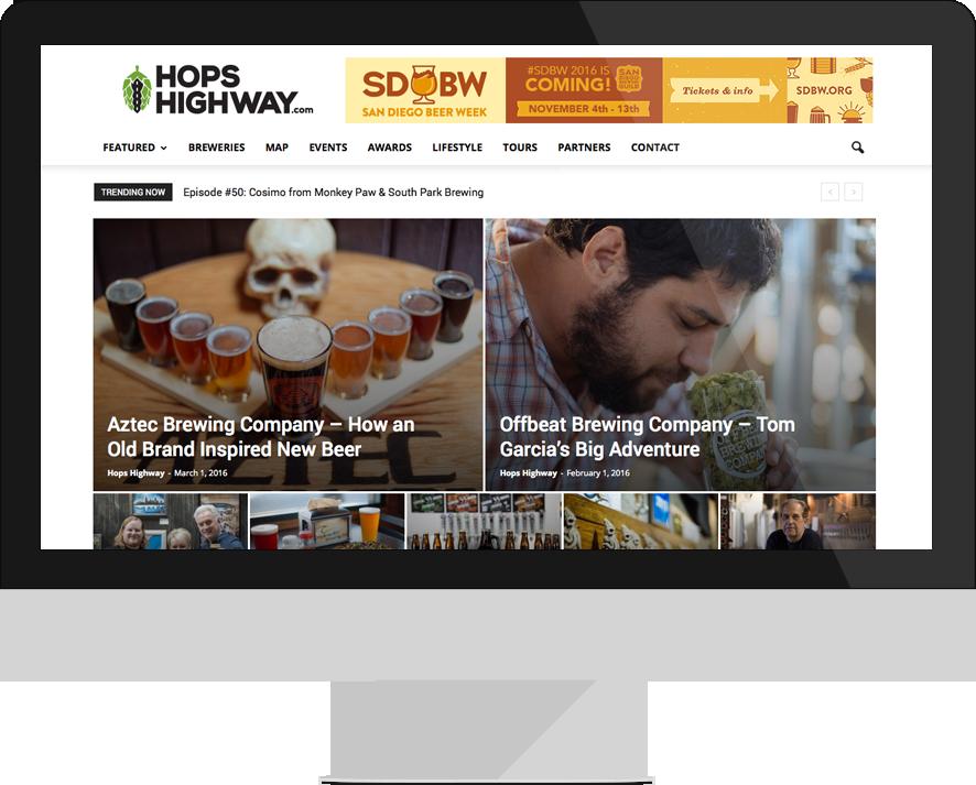 HopsHighway.com